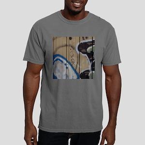 wallclock_graf1 Mens Comfort Colors Shirt