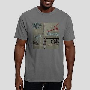 wallclock_graf3 Mens Comfort Colors Shirt