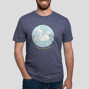 Congratulations Mens Tri-blend T-Shirt