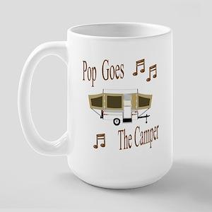 Pop Goes The Camper Coffee Mug