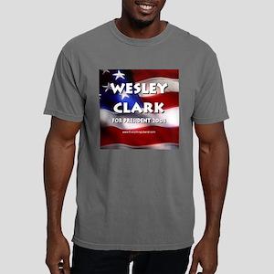 Wesley_Clark_Flag Mens Comfort Colors Shirt