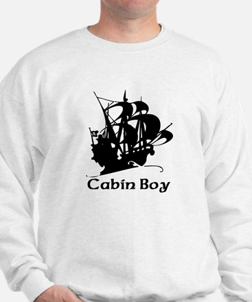 Cabin Boy Sweatshirt