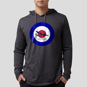 lanc Mens Hooded Shirt