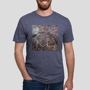 whitetaildoe Mens Tri-blend T-Shirt