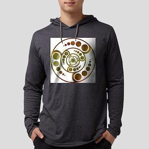 Stardrive Gold 8? Mens Hooded Shirt