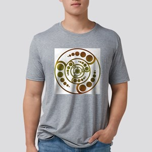 Stardrive Gold 8? Mens Tri-blend T-Shirt