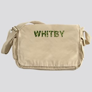 Whitby, Vintage Camo, Messenger Bag