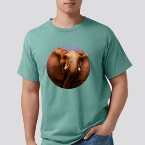 Elephant 3 Mens Comfort Colors Shirt