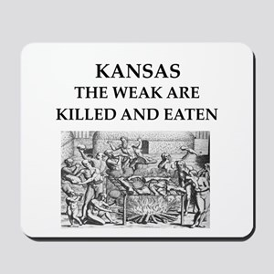 kansas Mousepad