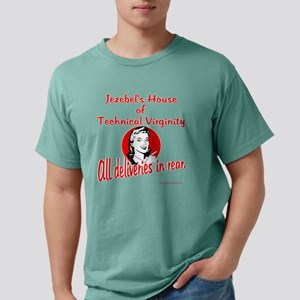 jezebel copy copy Mens Comfort Colors Shirt