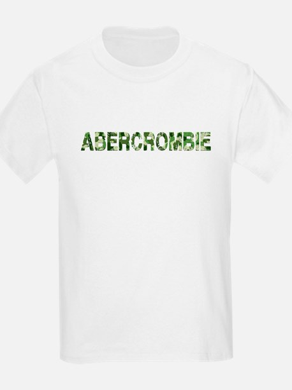 Abercrombie, Vintage Camo, T-Shirt