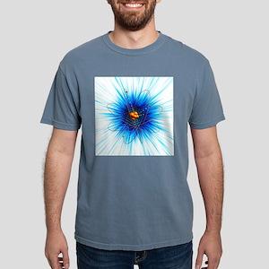 Atomic structure, artwor Mens Comfort Colors Shirt