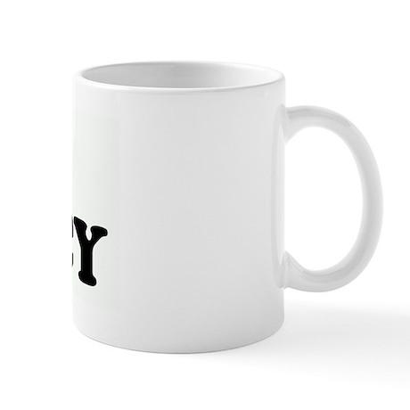 I Love NANCY Mug