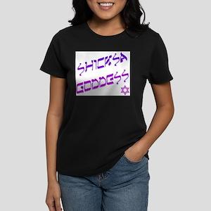 Shicksa Goddess Women's Pink T-Shirt