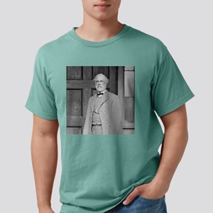 Robert E Lee Standing Sq Mens Comfort Colors Shirt