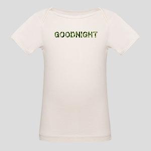 Goodnight Organic Baby T-Shirts - CafePress 190b55361