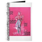 Fashion model design Journal