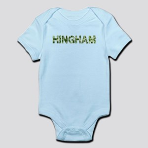 Hingham, Vintage Camo, Infant Bodysuit