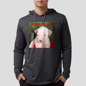 Dogo_Puppy_Christmas1 Mens Hooded Shirt