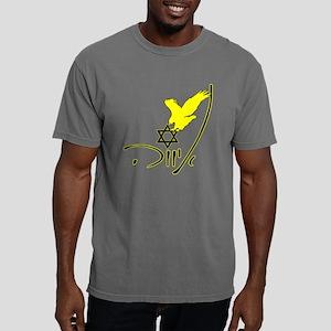 JewHawk Mens Comfort Colors Shirt