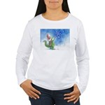 Winter Wizard Women's Long Sleeve T-Shirt