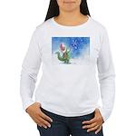 Winter Wizard Women's Long Sleeve T-Shirt