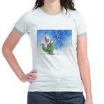 Winter Wizard Jr. Ringer T-Shirt