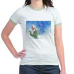 Winter Wizard Jr. Ringer T-Shirt