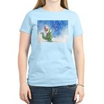 Winter Wizard Women's Light T-Shirt