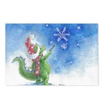 Winter Wizard Postcards (Package of 8)