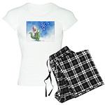 Winter Wizard Women's Light Pajamas