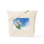 Winter Wizard Tote Bag
