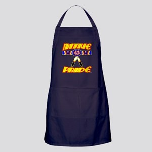 NATIVE PRIDE Apron (dark)
