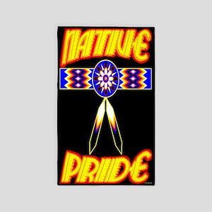 NATIVE PRIDE 3'x5' Area Rug