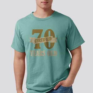 Certified70 Mens Comfort Colors Shirt