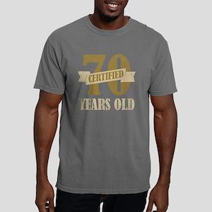 Certified70 Mens Comfort Colors Shirt
