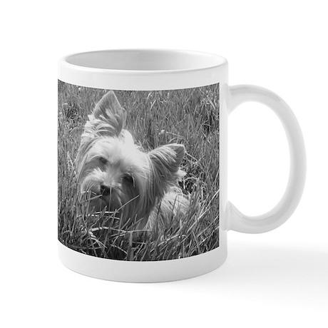 Yorkie Love Mug