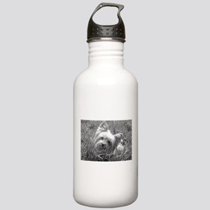 Yorkie Love Stainless Water Bottle 1.0L