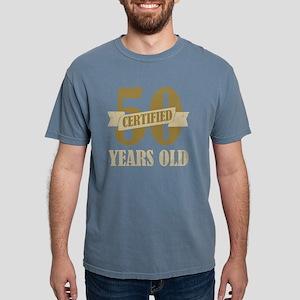 Certified50 Mens Comfort Colors Shirt
