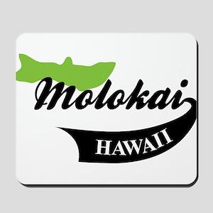 Molokai Hawaii Mousepad