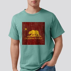VintageCalifornia Mens Comfort Colors Shirt