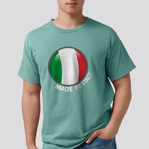 MadeInItalyBlackTrans.pn Mens Comfort Colors Shirt