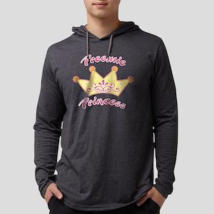 xpreemieprincess Mens Hooded Shirt