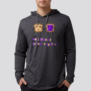 PBJ Mens Hooded Shirt