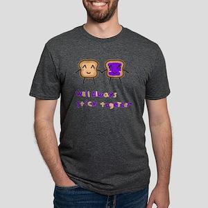 PBJ Mens Tri-blend T-Shirt