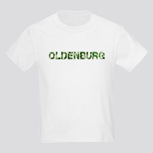 Oldenburg, Vintage Camo, Kids Light T-Shirt
