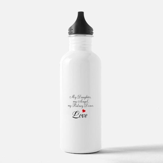 My Daughter,my Angel Water Bottle