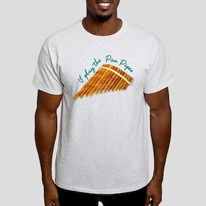 Pan Pipes Light T-Shirt