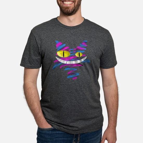 MT - Cheshire 2 - FINAL.png Mens Tri-blend T-Shirt