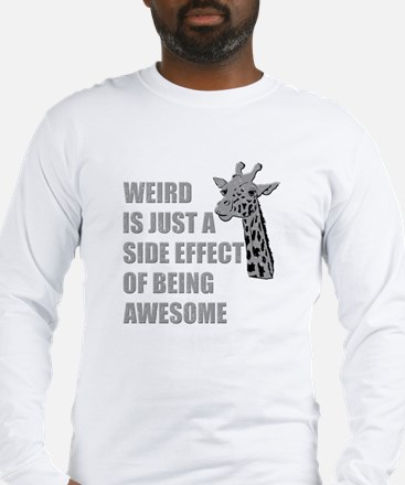WEIRD is just a side effect of being AWESOME Long